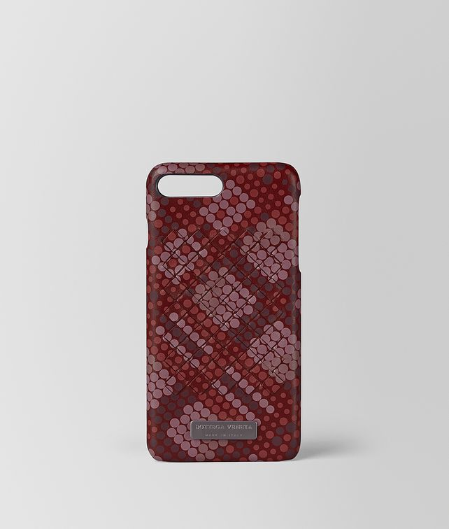 BOTTEGA VENETA HI-TECH CASE IN TARTAN DOTS Other Accessories Woman fp
