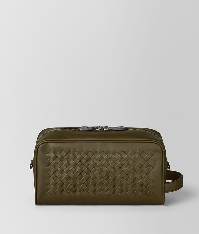 BOTTEGA VENETA TOILETRY CASE IN INTRECCIATO VN Other Leather Accessory [*** pickupInStoreShippingNotGuaranteed_info ***] fp