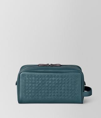 TOILETRY CASE IN INTRECCIATO VN