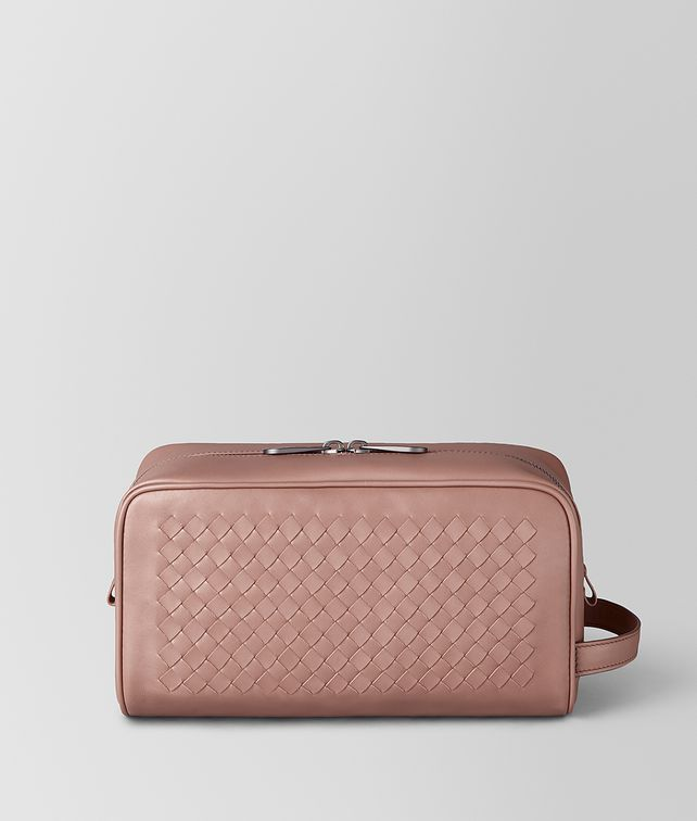 BOTTEGA VENETA TOILETRY CASE IN INTRECCIATO VN 	  Other Accessories Woman fp