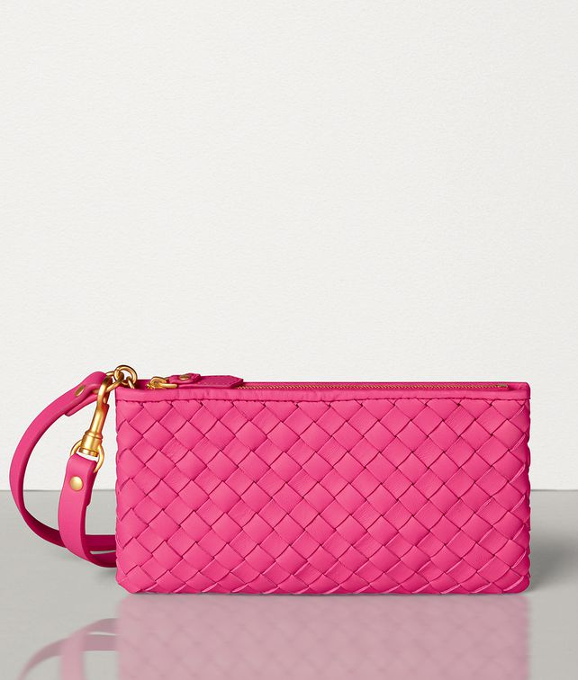 BOTTEGA VENETA HI-TECH POUCH IN INTRECCIO CABAT Other Accessories [*** pickupInStoreShipping_info ***] fp