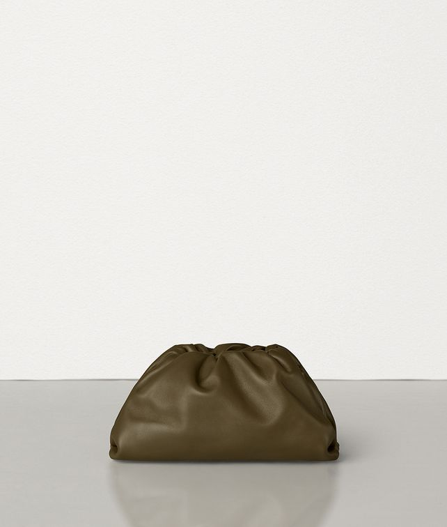 BOTTEGA VENETA BUTTER小牛皮POUCH 20手拿包 迷你手袋和手拿包 [*** pickupInStoreShipping_info ***] fp