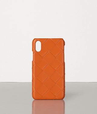 IPHONE X/XS CASE IN INTRECCIATO NAPPA