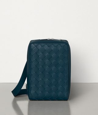 MULTI-FUNCTIONAL CASE IN INTRECCIATO NAPPA