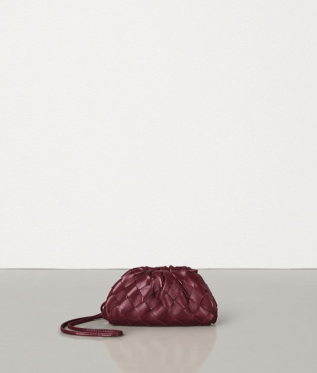 BOTTEGA VENETA MINI COIN PURSE IN INTRECCIATO NAPPA Other Accessories E fp