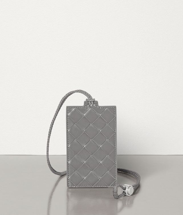 BOTTEGA VENETA TAG HOLDER Other Accessories Woman fp