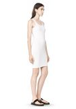 T by ALEXANDER WANG MODAL SPANDEX CAMI TANK DRESS Short Dress Adult 8_n_a