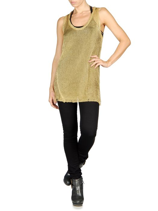 DIESEL M-GOLDEN Dresses D f