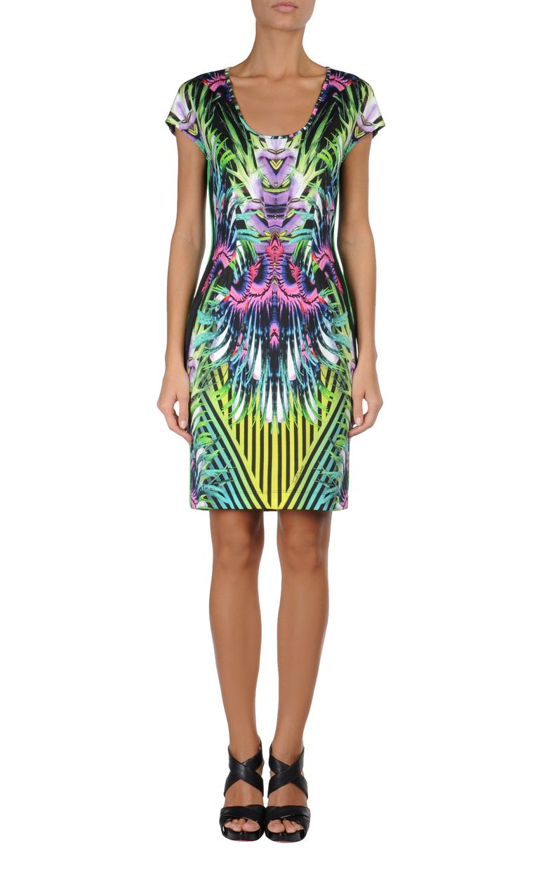 JUST CAVALLI Short dress Woman r
