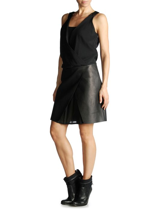 DIESEL BLACK GOLD DAPONY Dresses D e