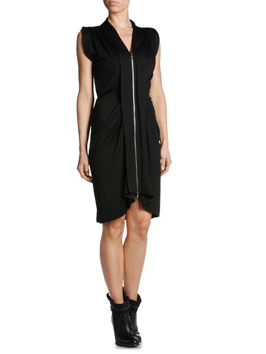 DIESEL BLACK GOLD DEZIP-A Dresses D e