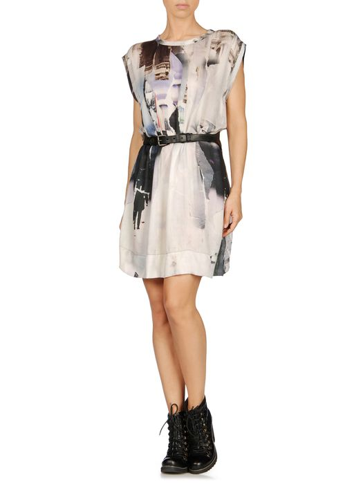 DIESEL D-LYDY-C Dresses D f