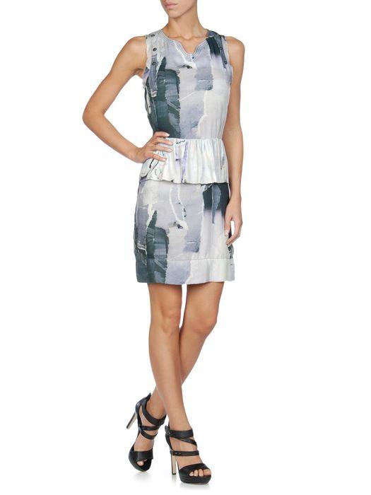 DIESEL D-PAT Dresses D f