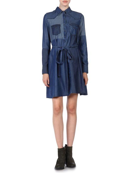DIESEL DE-MARIS-LS-CUT Dresses D e