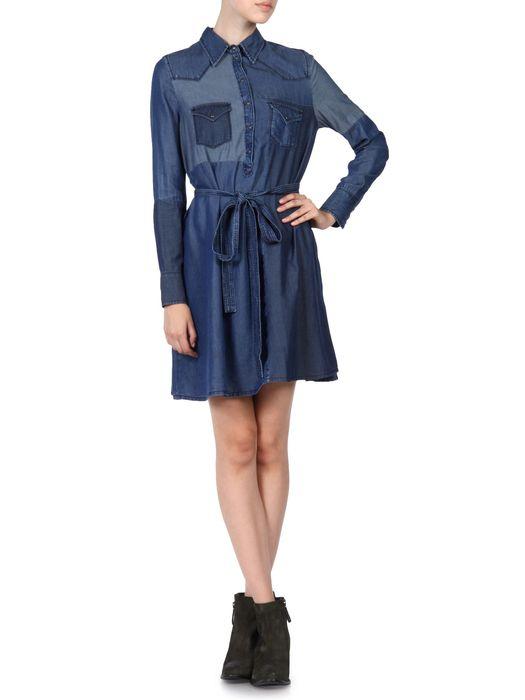DIESEL DE-MARIS-LS-CUT Dresses D f