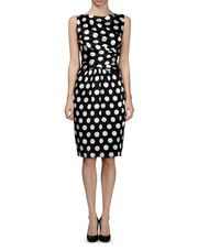 MOSCHINO 3/4 length dress Woman e