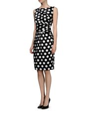 MOSCHINO 3/4 length dress Woman r