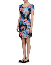 LOVE MOSCHINO Short dress Woman r