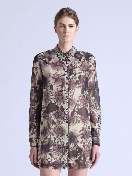 DIESEL D-DIAMANDA-LS Dresses D f
