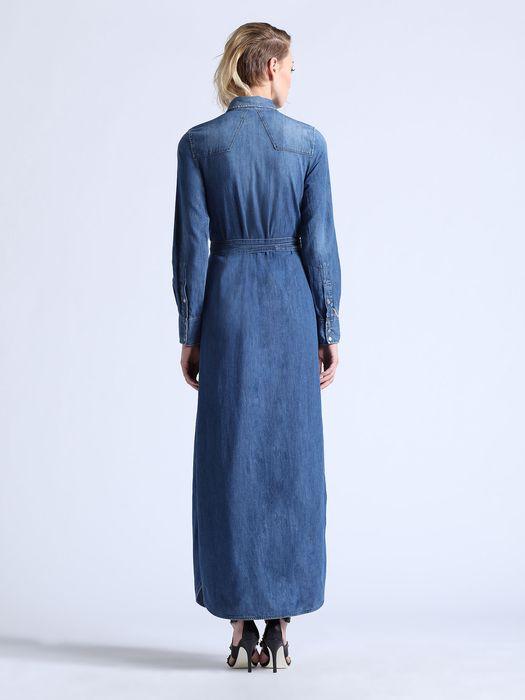 DIESEL DE-VIVY-LONG Dresses D e