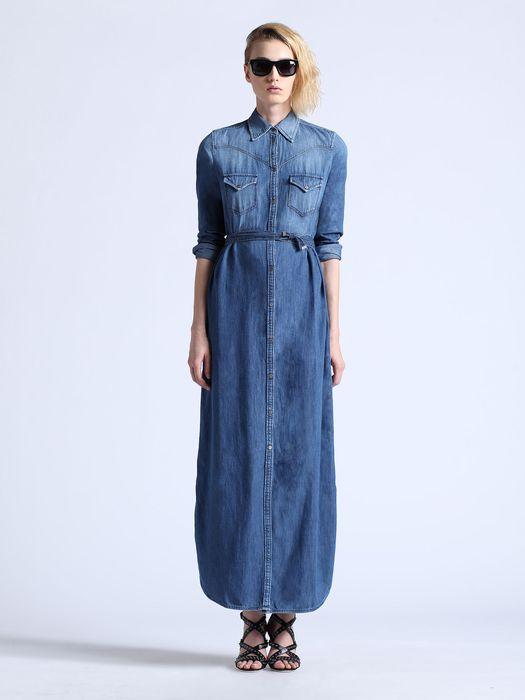 DIESEL DE-VIVY-LONG Dresses D r