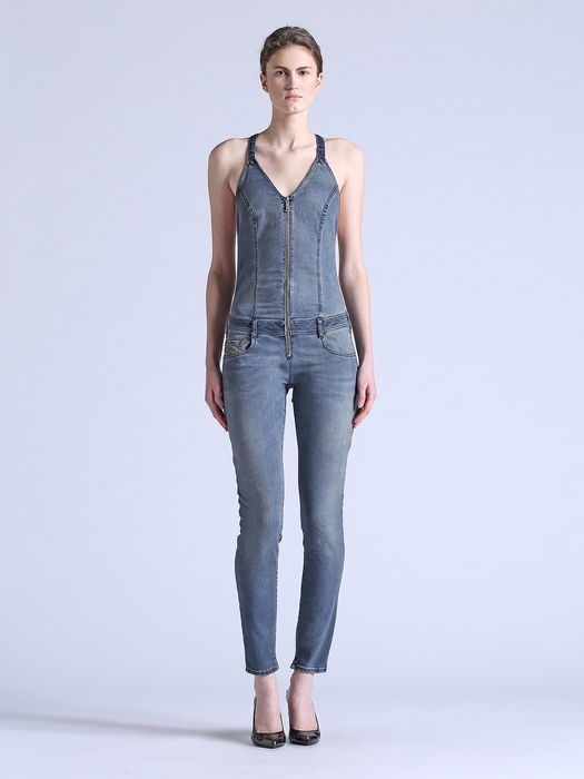 DIESEL DE-CHATTY Jumpsuits D f