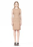 ALEXANDER WANG EXPOSED DART SHEATH DRESS Short Dress Adult 8_n_f