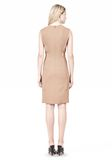 ALEXANDER WANG EXPOSED DART SHEATH DRESS Short Dress Adult 8_n_r