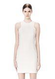 ALEXANDER WANG EXCLUSIVE CROSSOVER BACK SHIFT DRESS Short Dress Adult 8_n_d
