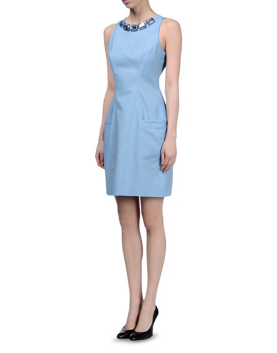 Short dress Woman MOSCHINO CHEAP AND CHIC