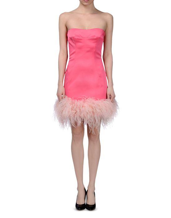 Short dress Woman MOSCHINO CHEAP AND CHIC