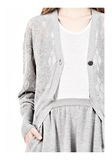 ALEXANDER WANG ARGYLE MENS INSPIRED CARDIGAN AND BOXER KNIT DRESS Adult 8_n_a