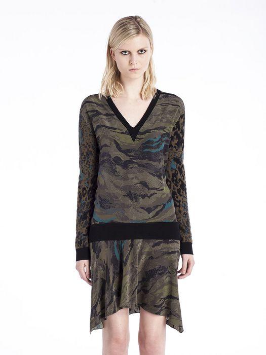 DIESEL BLACK GOLD DESTER Dresses D f