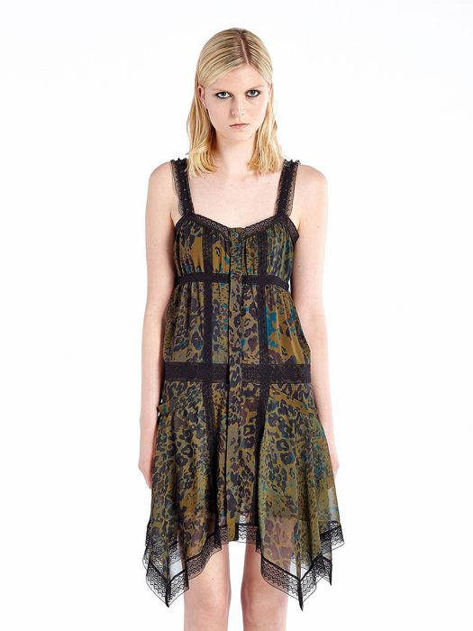 DIESEL BLACK GOLD DOVELY Dresses D f