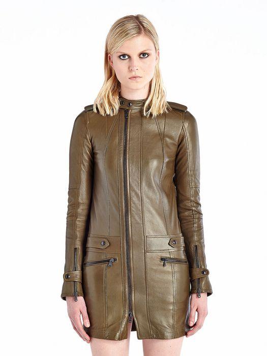 DIESEL BLACK GOLD DELIBE Dresses D f