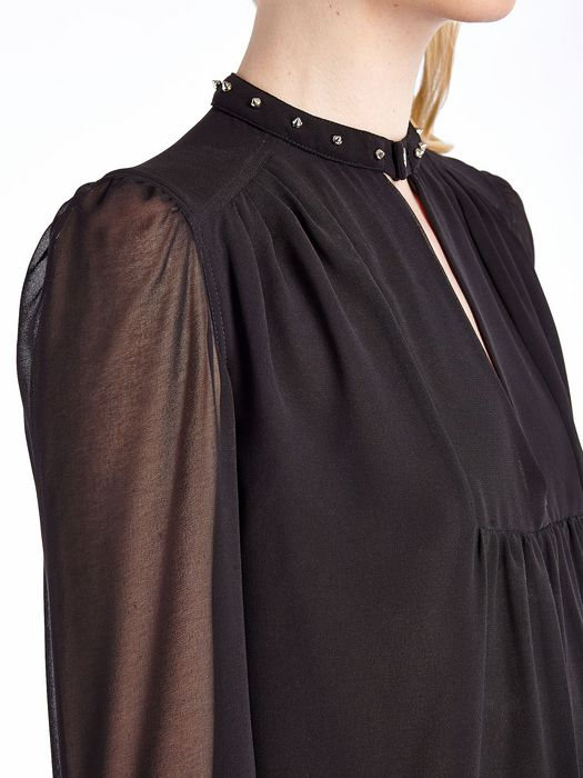 DIESEL BLACK GOLD DUNIC Robe D a