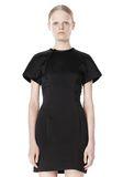 ALEXANDER WANG EXCLUSIVE SCULPTED T-SHIRT DRESS Short Dress Adult 8_n_d