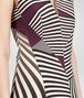 BOTTEGA VENETA DARK MIST NERO MONALISA OPTICAL PRINT TECHNICAL CREPE DRESS Dress D ap