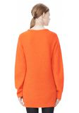 T by ALEXANDER WANG MOHAIR KNIT TUNIC DRESS TOP Adult 8_n_d