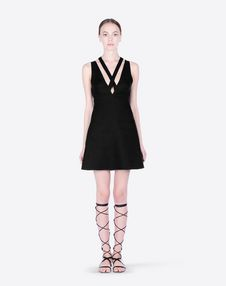VALENTINO Платье D IB0VA2T51SC 0NO f