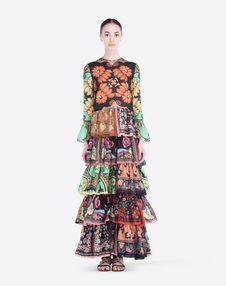VALENTINO Платье D IB0VA3151VY M40 f