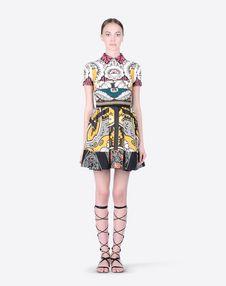 VALENTINO Платье D IB0VA3B51WT M14 f
