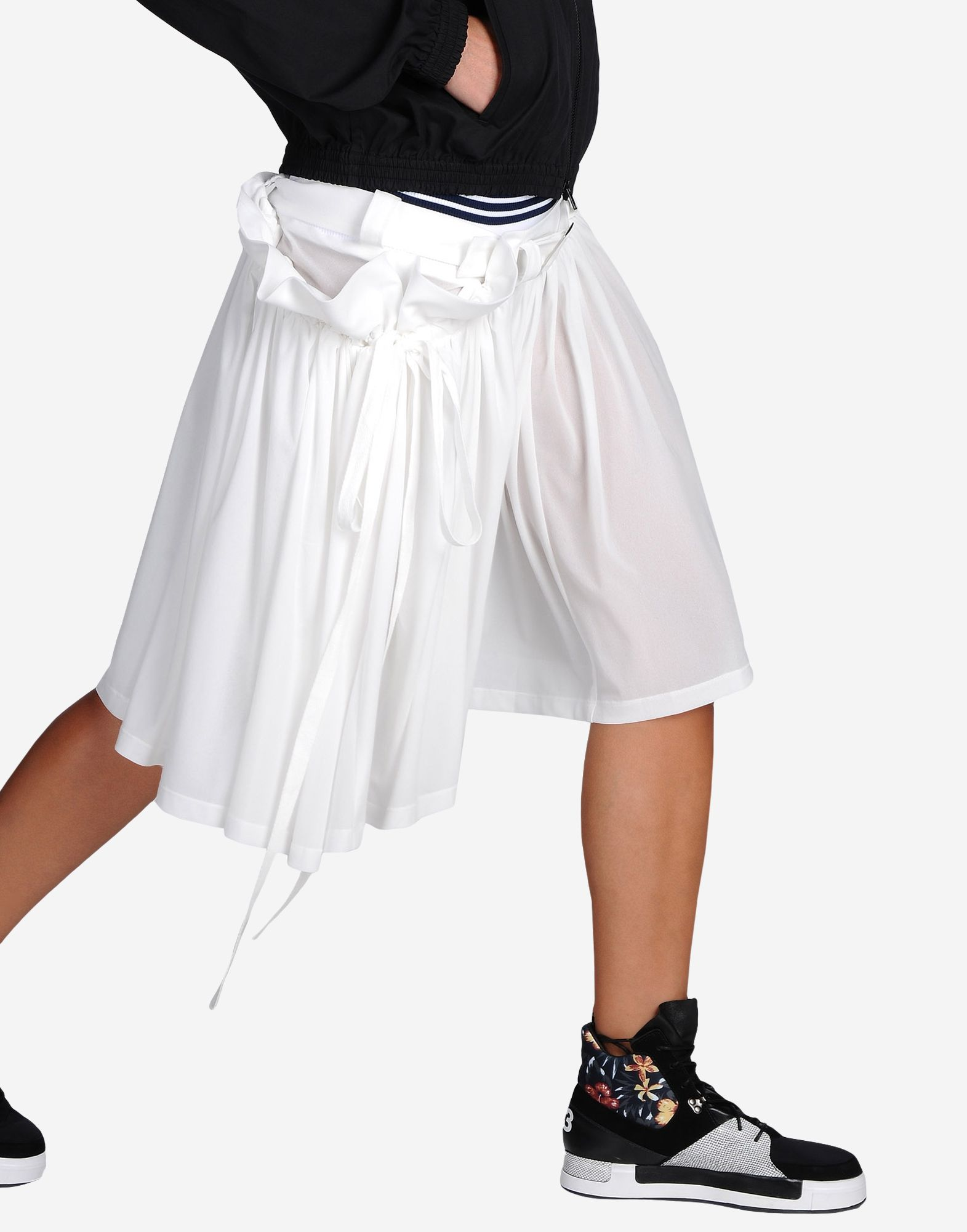 Y 3 Summer Track Skirt Knee Length Skirts for Women | Adidas Y-3 ...