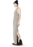 T by ALEXANDER WANG CLASSIC TANK DRESS WITH CHEST POCKET  Long dress Adult 8_n_e