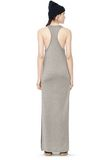 T by ALEXANDER WANG CLASSIC TANK DRESS WITH CHEST POCKET  Long dress Adult 8_n_r