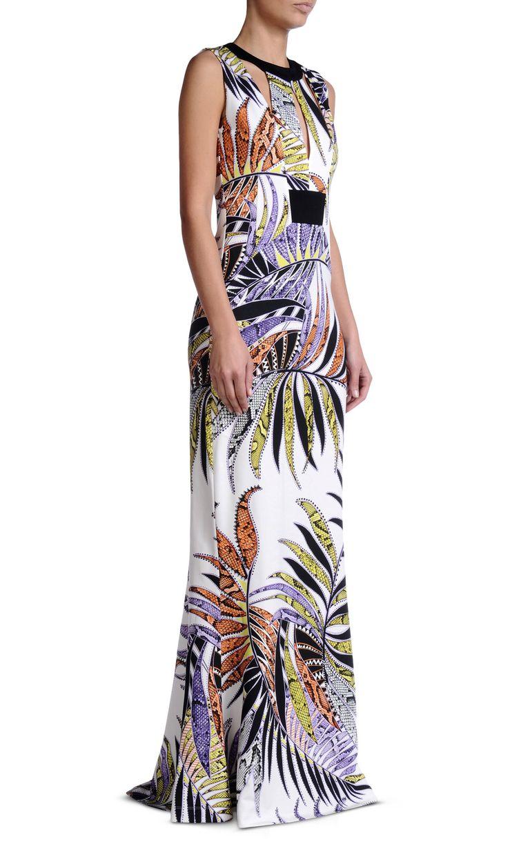 Just Cavalli S04ct0397n20854 100s Long Dress Pickupinshipping Info