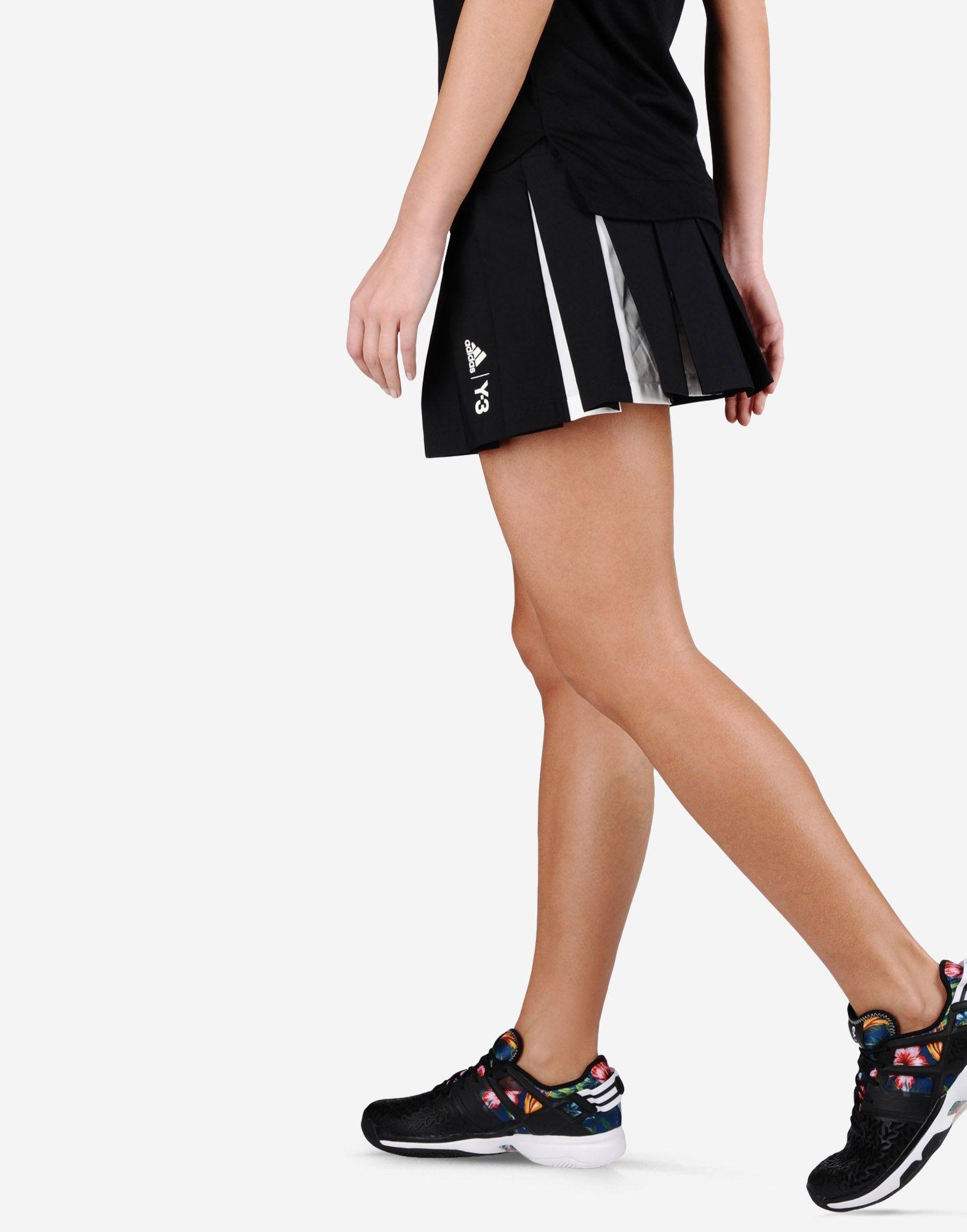 16cbbf9225 Roland Garros Y 3 Skort Minigonne   Adidas Y-3 Sito ...
