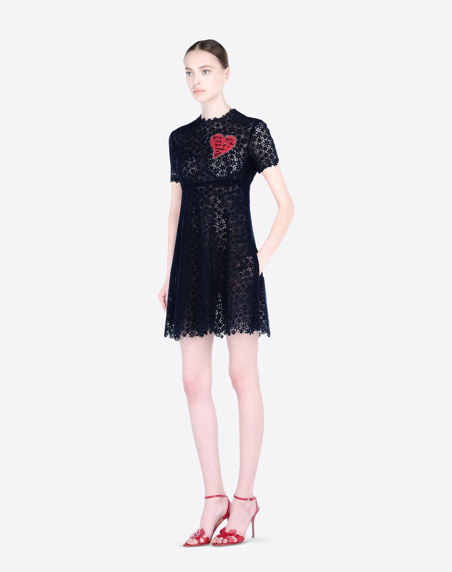 VALENTINO JB3VA3H620H D52 Dress D a