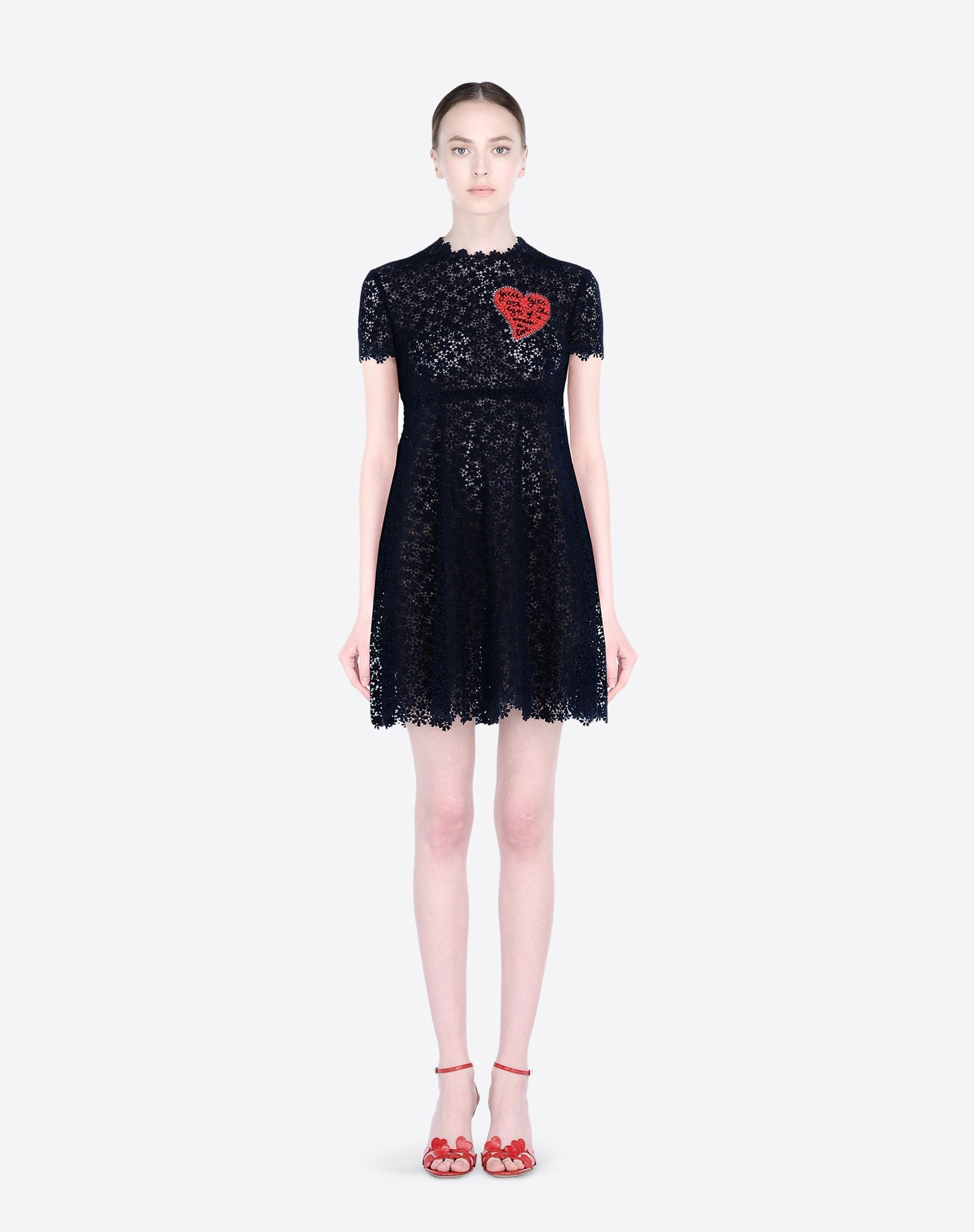 VALENTINO JB3VA3H620H D52 Dress D f