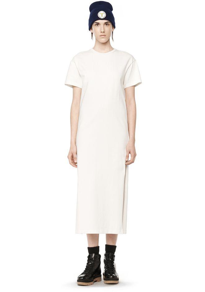 Heavy Cotton Maxi Dress Long Dress Alexander Wang